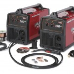 Lincoln's Power MIG Portable MIG Welders
