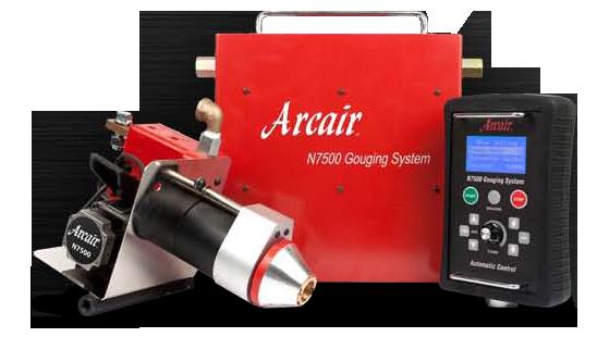 Arcair-Matic® N7500 Gouging Welding System